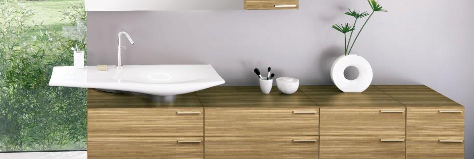 Muebles de baño - Saneamientos J. Gómez
